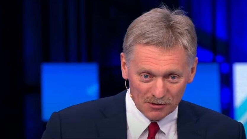 Дмитрий Песков, Донбасс, Россия