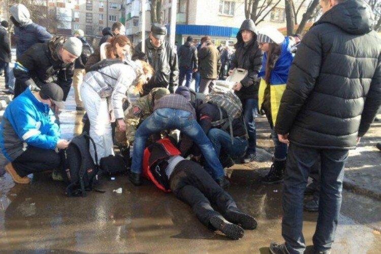 теракт в Харькове_22.02.2015