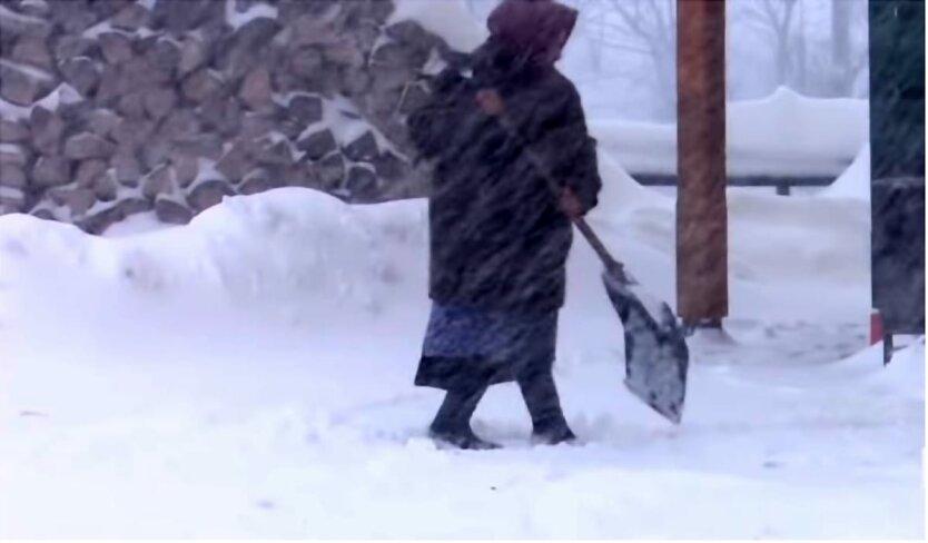 Зима в Украине, Снег в Украине, Погода на первые дни зимы, Похолодание в Украине