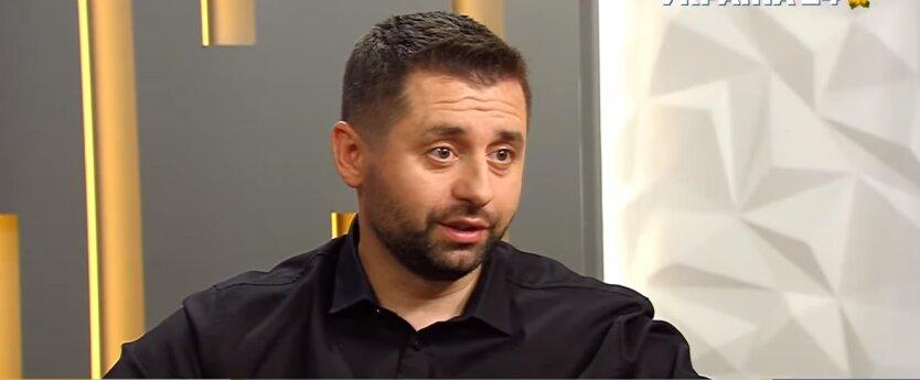 Давид Арахамия, увольнение министров, Максим Степанов