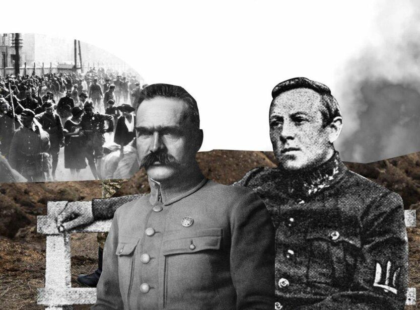 Исторические примеры национальной капитуляции 100 и 330 лет назад