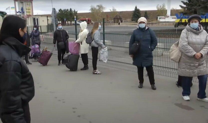 Франция и Германия призвали Путина и боевиков открыть КПВВ на Донбассе