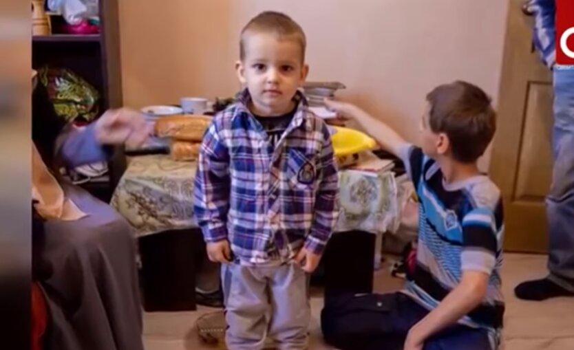 Муса Сулейманов, гибель трехлетнего мальчика, Крым