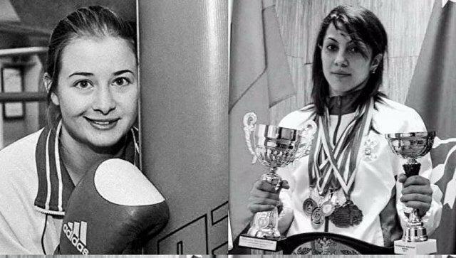 Фатима Джакубова и Элина Гисмеева