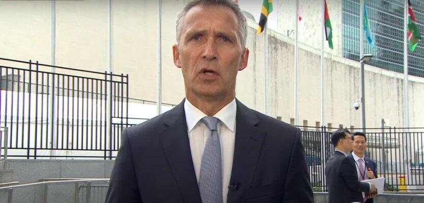 Йенс Столтенберг,НАТО,Украина и НАТО,угрозы для НАТО,НАТО считает Россию угрозой