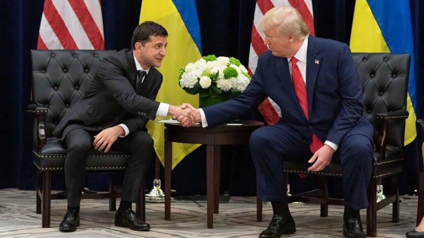 Владимир Зеленский,Дональд Трамп,Джо Байден,Президентские выборы в США