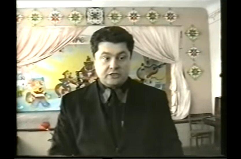 """Петр Порошенко, """"козацкий урок"""", торгаш"""