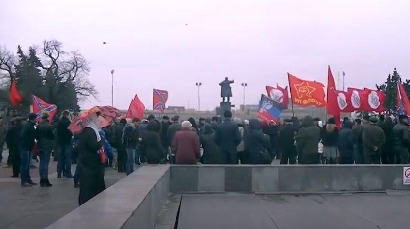 """Письма Рапопорта, Владимир Путин, """"Новороссия"""""""