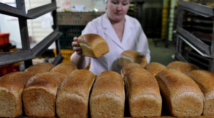 Хлеб, цены, Украина