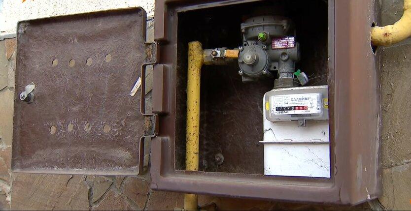 Газ в Украине, Годовой тариф, неиспользованные кубы газа