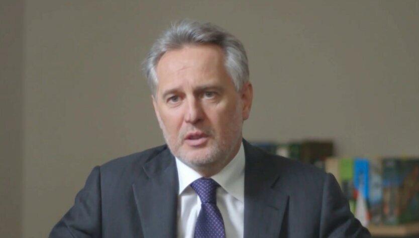 Дмитрий Фирташ, крымский титан