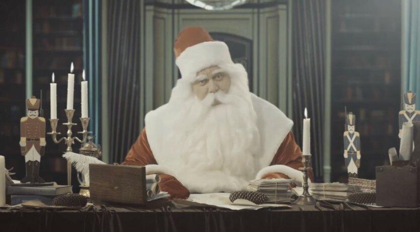 Дед Мороз, Петр Крумханзл, ПриватБанк, Святой Николай, AR-технологии