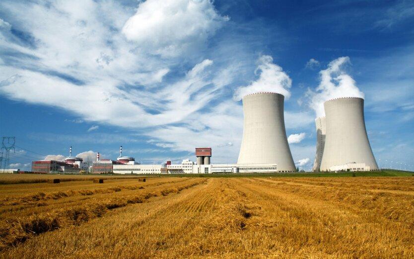Атомная промышленность в Украине, приватизация, атомная энергия