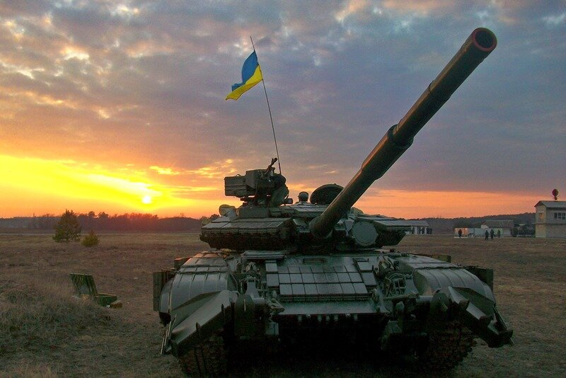 Т-64 ВСУ
