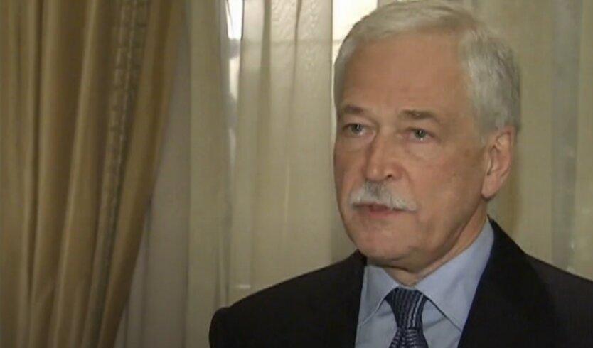 Борис Грызлов, ТКГ, Донбасс