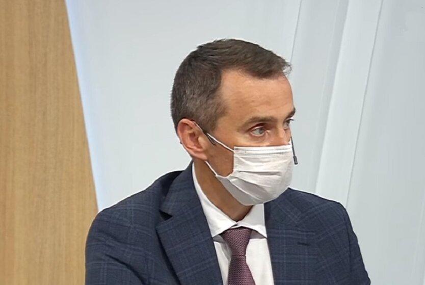 Замглавы Минздрава Виктор Ляшко