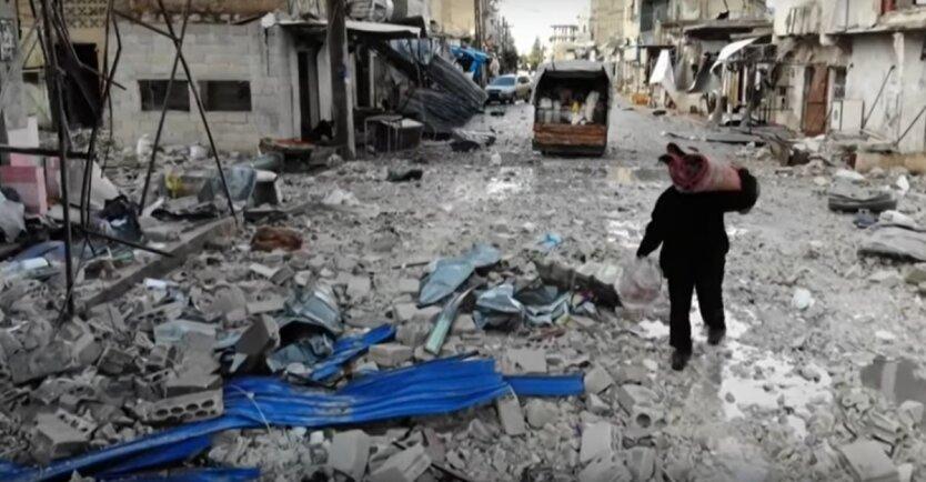 Идлиб, Сирия, война в Сирии