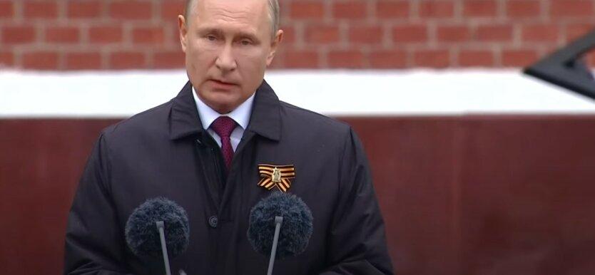 Владимир Путин,Дмитрий Песков,Владимир Зеленский,парад 9 мая,Зеленский в Москве