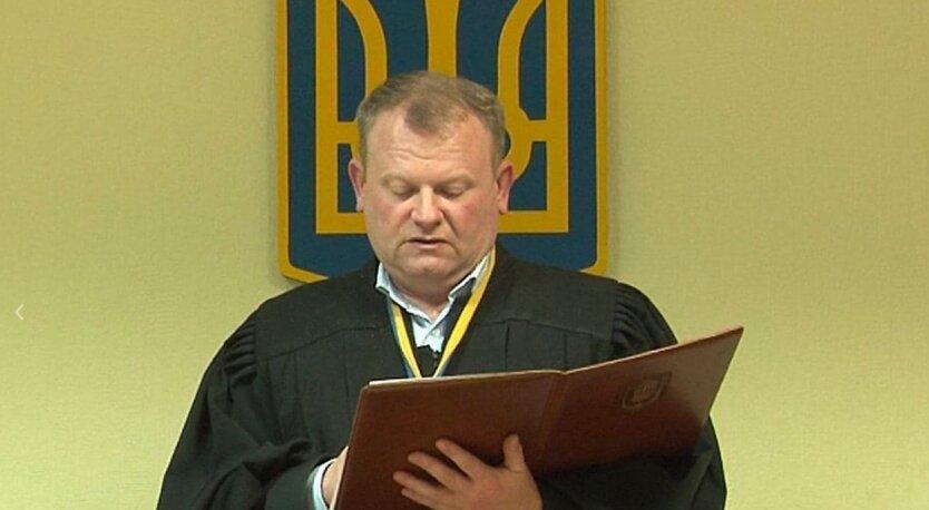 Судья Виталий Писанец, смерть, Киев