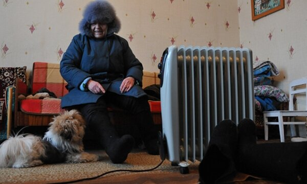 холодно в квартире отопление