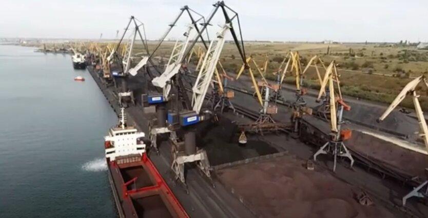 """Государственный торговый порт """"Южный"""""""