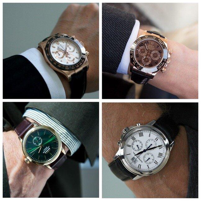 Дорогие дизайнерские часы: как купить первую модель и не прогадать