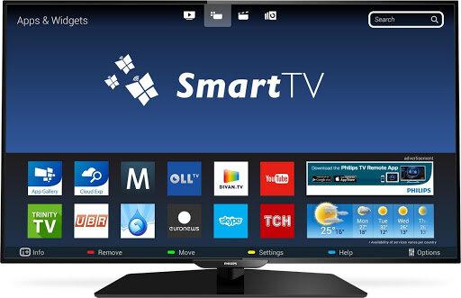 Smart TV — obl