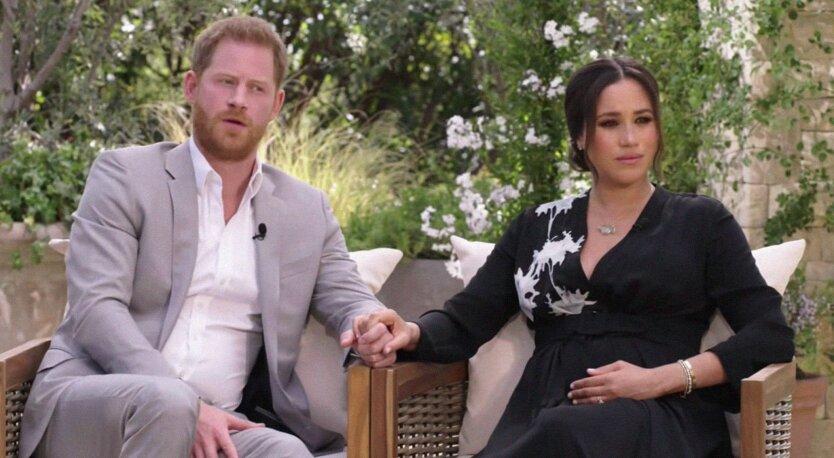 Меган Маркл и принц Гарри впервые отреагировали на смерть мужа Елизаветы II