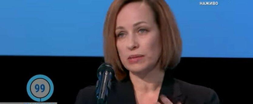 Марина Лазебная, Минсоцполитики, прожиточный минимум в Украине