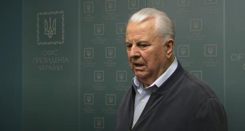 Леонид Кравчук, Владимир Путин, Донбасс