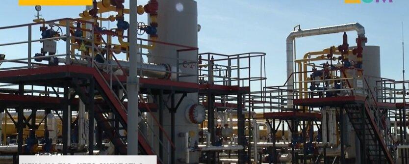 Газ в Украине, цена на газ, распределение газа