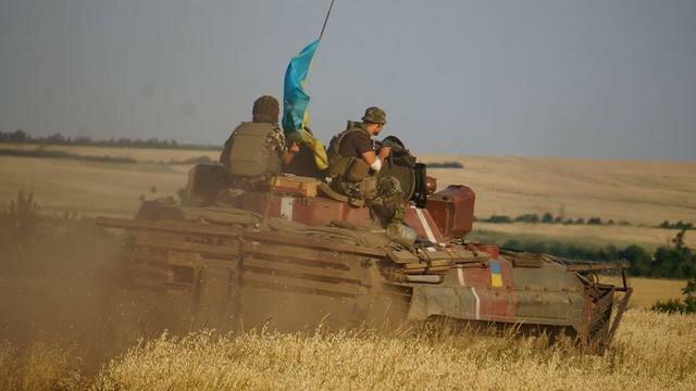 силы АТО украинская армия_2
