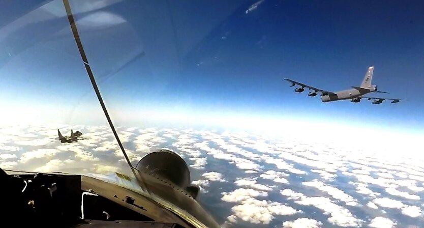 Бомбардировщики, США, Украина