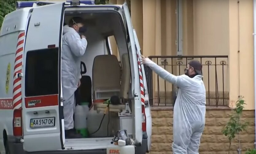 Киевская полиция открыла уголовное дело по факту вспышки COVID-19 в интернате