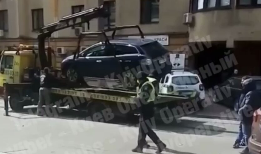 Эвакуатор, авто, Киев