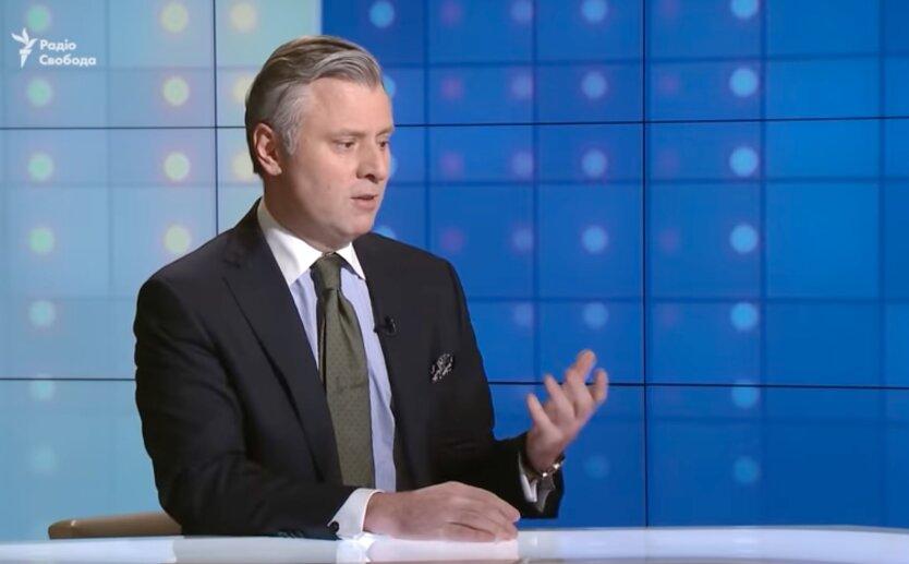 Юрий Витренко, нафтогаз, тарифы на газ
