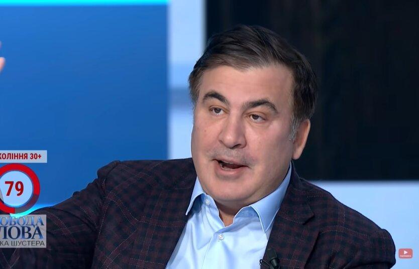 Михаил Саакашвили, реформы, Одесса