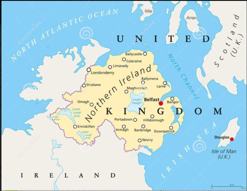 Рухатись вперед оминаючи катастрофу: майбутнє Північної Ірландії