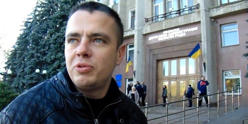 """""""Свобода"""", Николаев, Демид Губский, ранение"""
