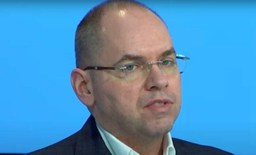 Степанов назвал сроки начала вакцинации украинцев от COVID-19
