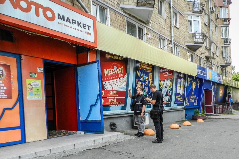 Игорный бизнес и лотереи