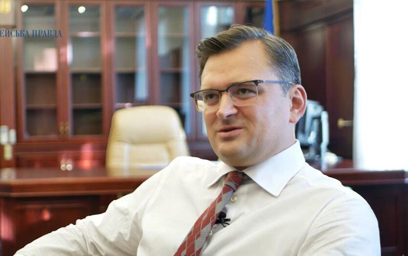 Дмитрий Кулеба, военное государство, сравнил Украину с Израилем