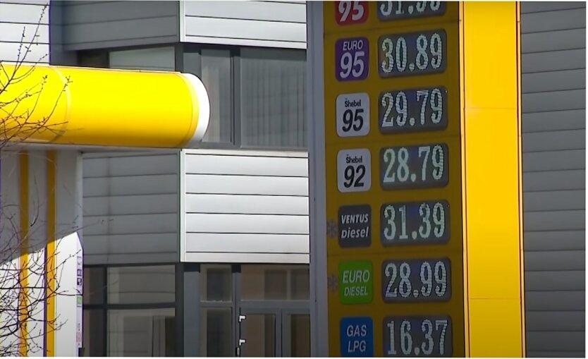 АЗС Украины, Топливный кризис в Украине, Рост цен на дизельное топливо