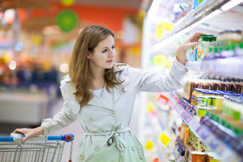 обезжиренные продукты магазин молочка
