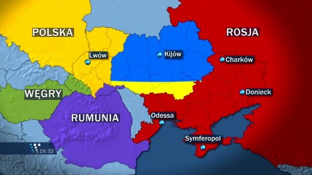 Украина Румыния Польша Венгрия