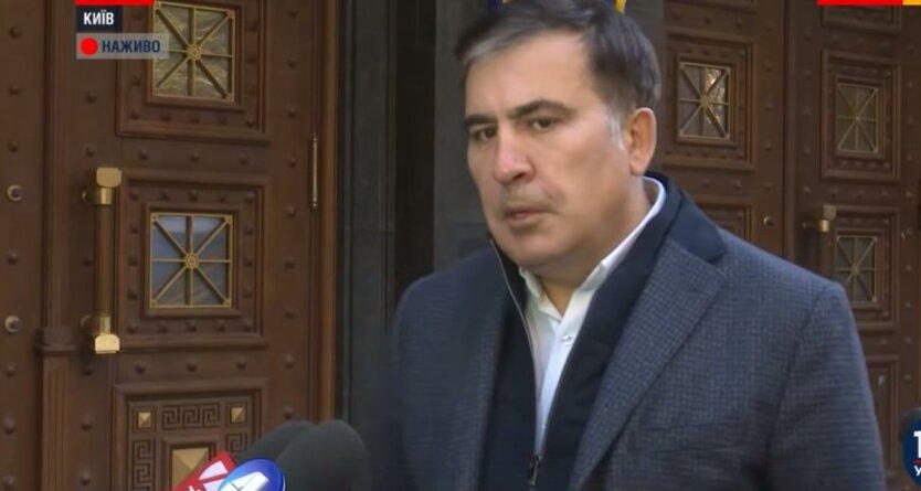 Зеленский предложил Саакашвили место в Кабмине, – СМИ