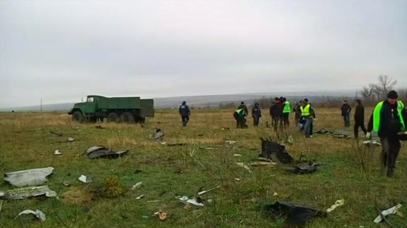 Катастрофа МН17, Украина, Россия