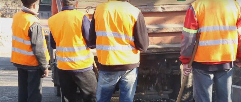 Ремонт дорог в Киеве,ремонт дорог в Украине,Киевавтодор,ограничение движения в Киеве
