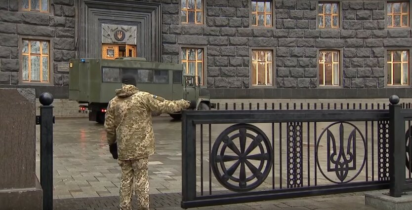 Кабмин Украины,коронавирус в Украине,карантин из-за коронавируса,Украина закроет границы