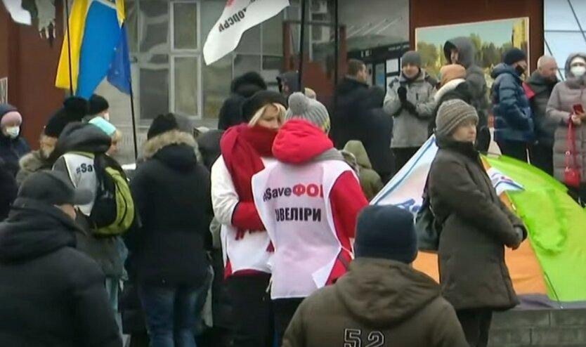В Украине сократился гендерный разрыв среди ФОПов